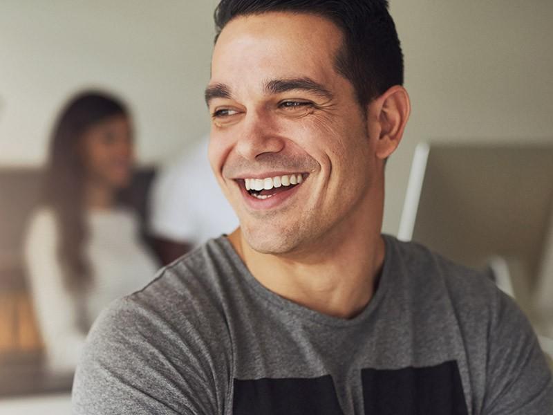 Sonrisa gingival - Clínica Crespí Gandía